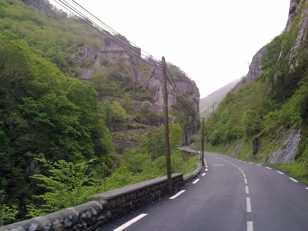 Route du Somport